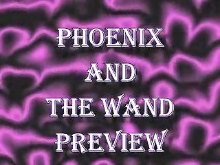 Phoenix And The Wand Preview