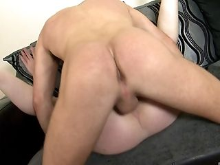 Will Sabrina be able to handle the aggressive balls-deep pounding?