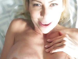 Alexis Fawx, Blonde, Long Hair, MILF, Pornstar, POV,