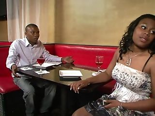 Paris Sweetz is an insatiable black babe who loves fucking