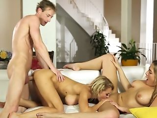 Fantastic bosomy sexpot Blair Williams helps dude to get rid of stress by fucking