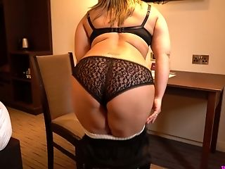 Ashley Rider, Ass, BBW, Big Tits, Blonde, Boots, Chubby, Fingering, Hairy, High Heels,