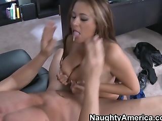 Penelope Piper & Billy Glide in Naughty Office