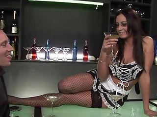 Exotic pornstar Emma Butt in amazing big tits, facial adult scene