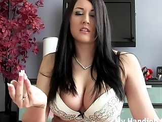 I want to rub one out of your hot cock JOI