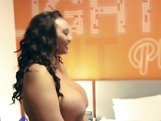SSBBW Cotton Candi N BBW Lady Spice Dominate White Sub