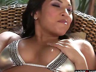 Asijský Kundičky, Kočky, Bikini, Etnický, Sexuální Hračky, Sólo,