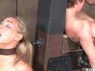 Dee Williams is a pain slut and she loves being dominated