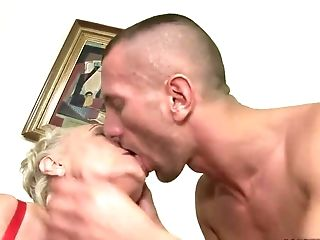 I fuck my horny granny Sila and lick her pussy