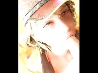 Cindy Aurum Blowjob Final Fantasy 3D Animation with Sound