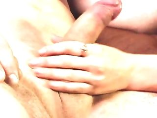 Dominating slut fucks a guys ass with a strap on