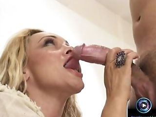 Antonella del Lago pounded with a fat cock